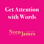 words Neen James