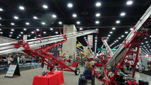 The National Farm Machinery Show